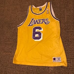 Champion Lakers Jersey